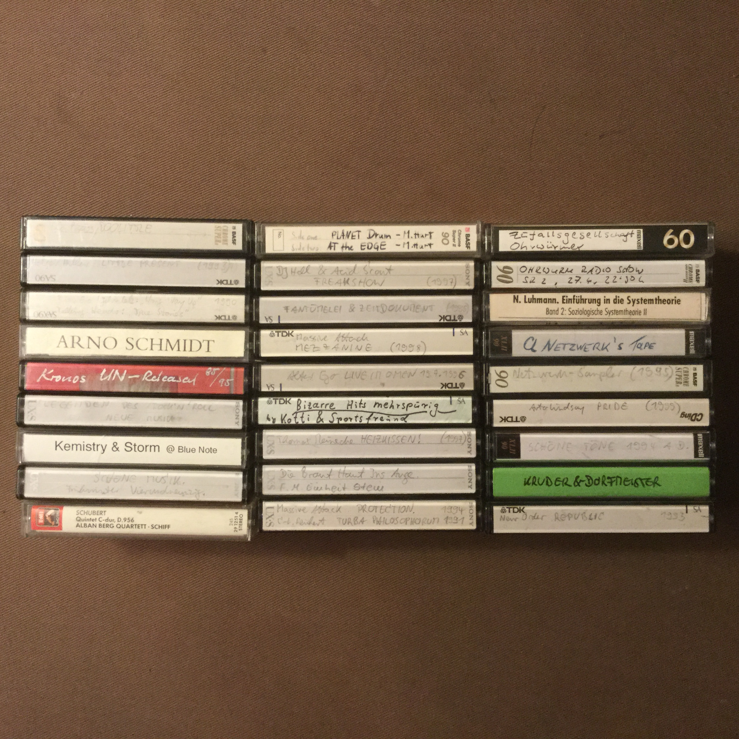 My Music Cassettes 4 (27)