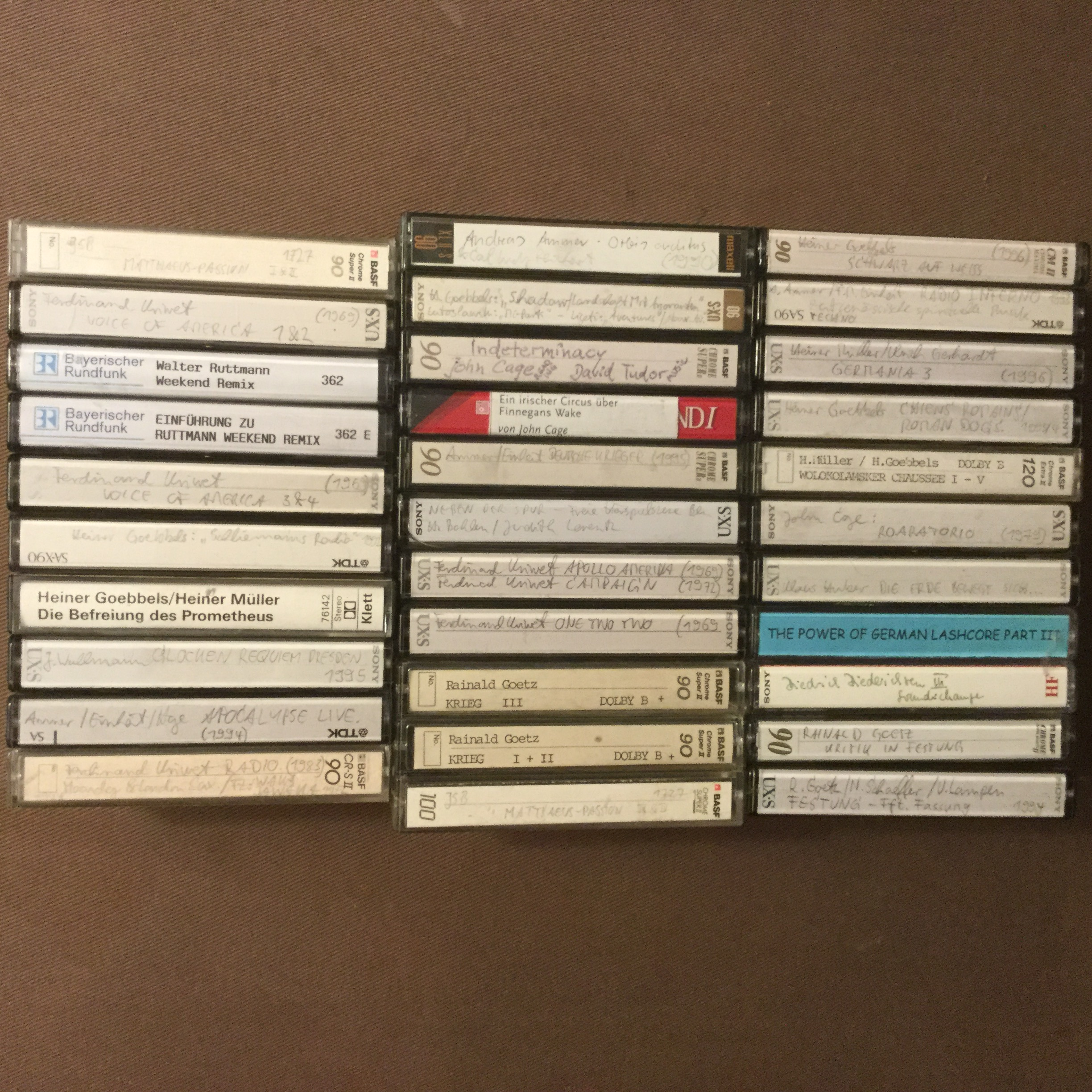 My Music Cassettes 5 (32)